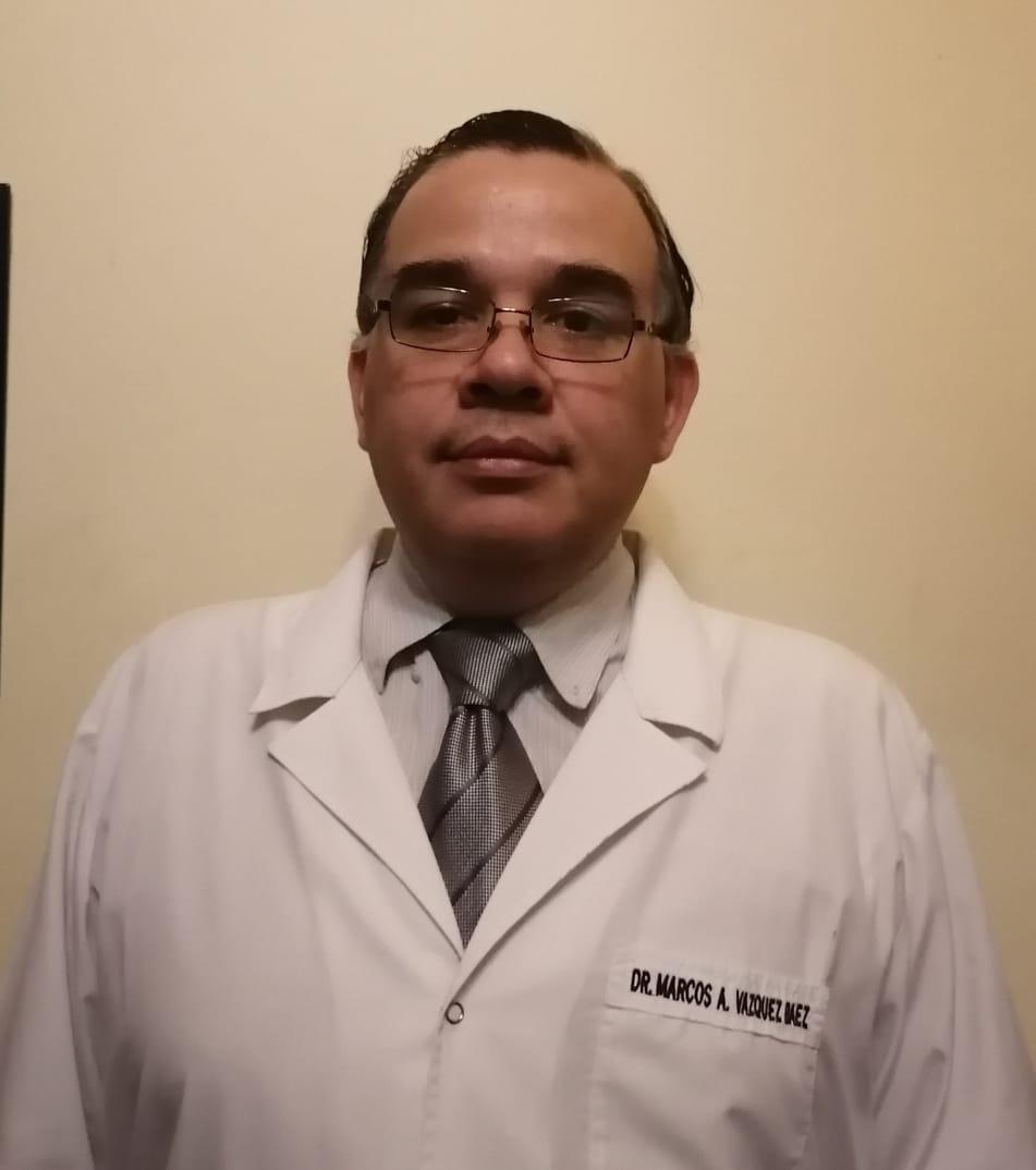 Vázquez Báez, Marcos Aurelio