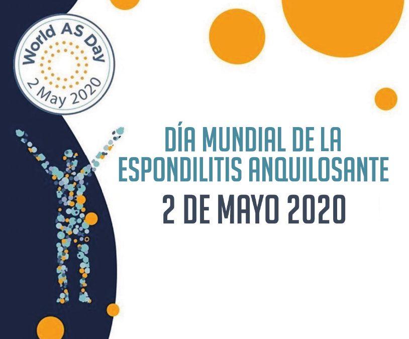 Día Mundial de la espondilitis anquilosante (EA)