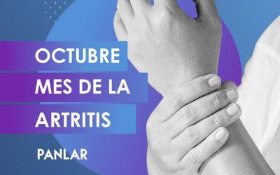 Octubre mes de la Artritis